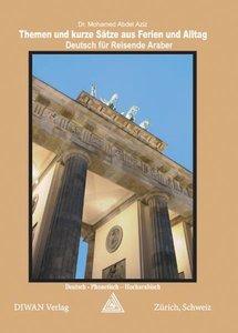Deutsch für Reisende Araber