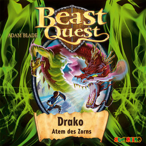 Beast Quest: Drako, Atem des Zorns