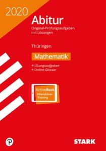 Abitur 2020 - Thüringen - Mathematik