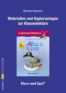 Begleitmaterial: Ätze - Das Tintenmonster bei den Piraten / Silb