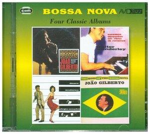 Bossa Nova-Four Classic Albums