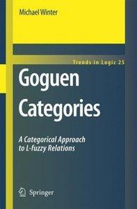 Goguen Categories