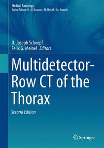 Multidetector-Row CT of the Thorax
