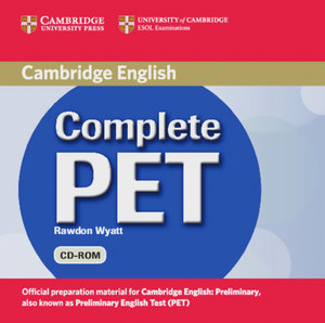 Complete PET. Student's Book Pack