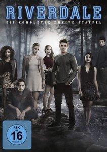 Riverdale. Staffel.2, 4 DVD