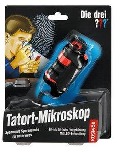 Kosmos Die drei ??? 631178 - Tatort-Mikroskop