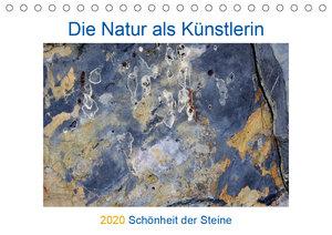 Die Natur als Künstlerin - Schönheit der Steine