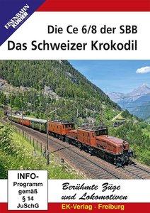 Das Schweizer Krokodil, 1 DVD-Video