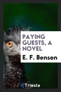 Paying Guests, a Novel