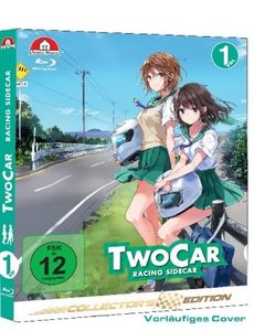 Two Car. Tl.1, 1 Blu-ray (Limited Collector\'s Edition)