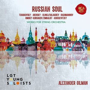 Russian Soul-Works for String Orchestra
