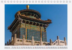 Historisches Peking (Tischkalender 2019 DIN A5 quer)