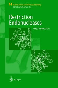 Restriction Endonucleases