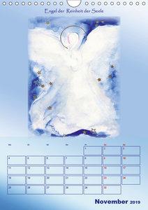 Engelhafter Kalender (Wandkalender 2019 DIN A4 hoch)