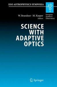 Science with Adaptive Optics