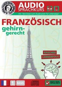 Birkenbihl Sprachen: Französisch gehirn-gerecht, 1 Basis, Audio-