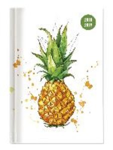 Collegetimer A5 Woche Pineapple 2018/2019
