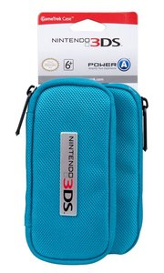 3DS GameTrek Case - Blau