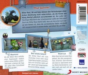 Hörspiel zur TVSerie-03/Pfui Spinne!