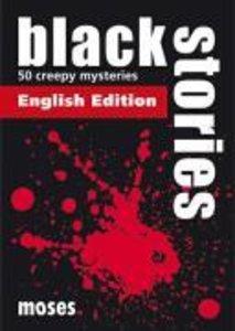 Black Stories. English Edition