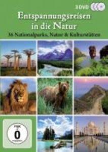 Entspannungsreisen In Die Natur (36 Nationalparks,