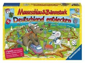 Mauseschlau & Bärenstark Deutschland entdecken