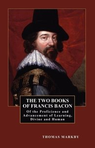 The Two Books of Francis Bacon