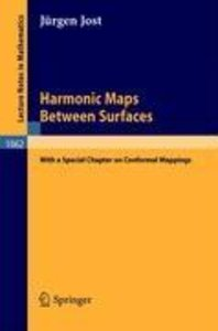 Harmonic Maps Between Surfaces