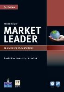 Market Leader. Intermediate Coursebook (with DVD-ROM incl. Class