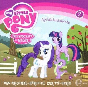 (2)Original Hörspiel z.TV-Serie-Apfelschüttelernte