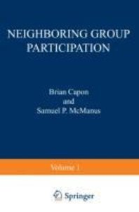 Neighboring Group Participation