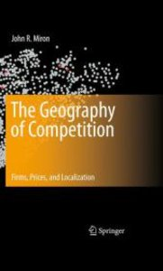 The Geography of Competition