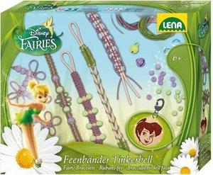 Simm 42020 - Lena: Feenbänder Tinkerbell Disney, Freundschaftsbä