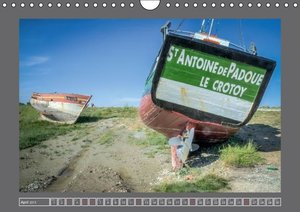 Picardy coast (Wall Calendar 2015 DIN A4 Landscape)