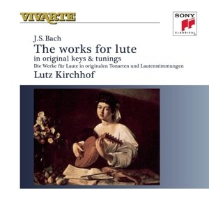 Complete Works For Lute