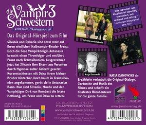 Die Vampirschwestern 3.Reise Nach Transsilvanien