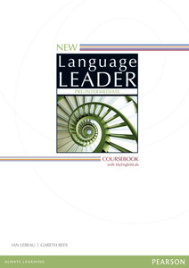 New Language Leader Pre-Intermediate Coursebook with MyEnglishLa