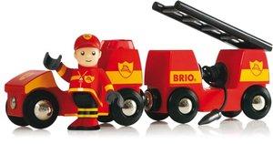 Brio 33576 - Light & Sound Feuerwehr