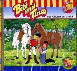 Bibi und Tina 54. Das Amulett der Gräfin. CD