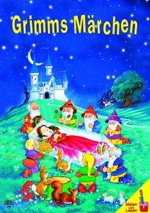 Grimms Märchen - Lesen und Malen