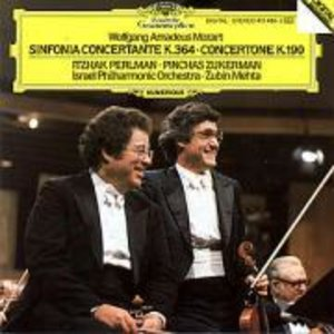 Sinfonia Concertante KV 364/+