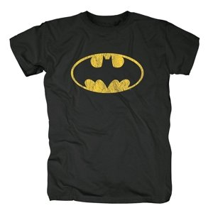 Batman Logo,Shirt,GR XL,Schwarz