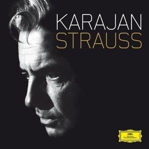 Karajan/Strauss (CD+Bluray Audio)