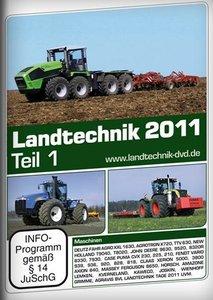 Landtechnik 2011 Teil 1