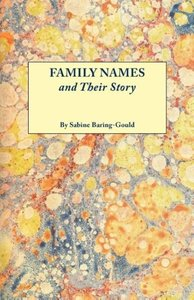 Family Names & Their Story