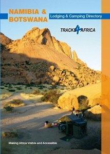 Namibia & Botswana Lodging & Camping Directory / Führer 1 : 1 00