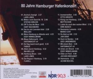80 Jahre Hamburger Hafenkonzert
