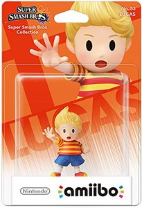 Amiibo Super Smash Bros. - LUCAS - No. 53