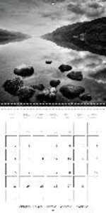 Scotland Black and White (Wall Calendar 2015 300 &times 300 mm S