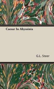 Caesar In Abyssinia